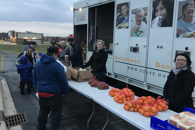 Food For Greater Elgin Hours
