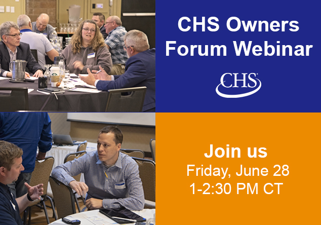 CHS Owners Forum Webinar